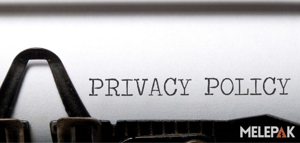 MELEPAK Privacy Policy
