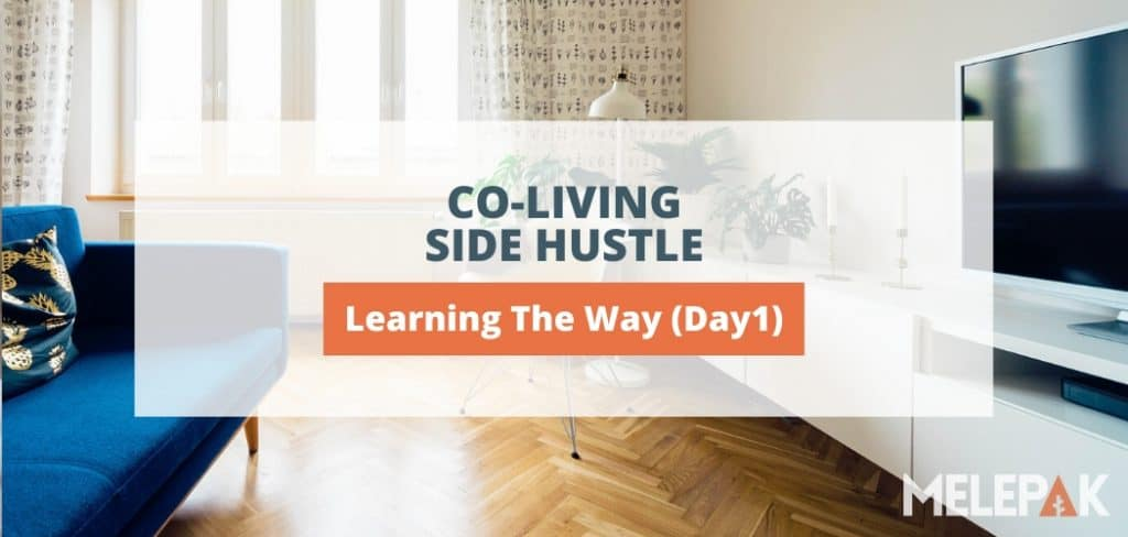 Co-Living Side Hustle Day 1 Training