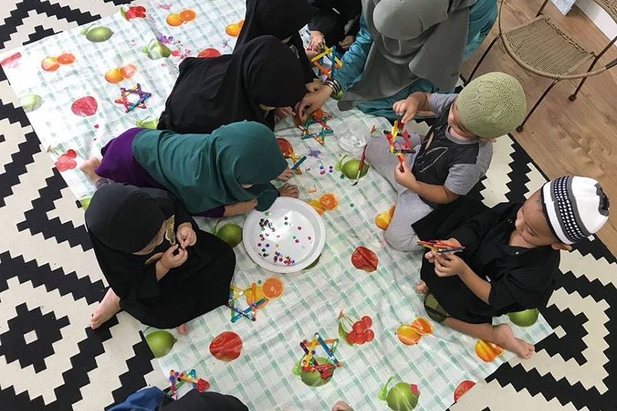 Little Quran Kids enrichment classes for kids
