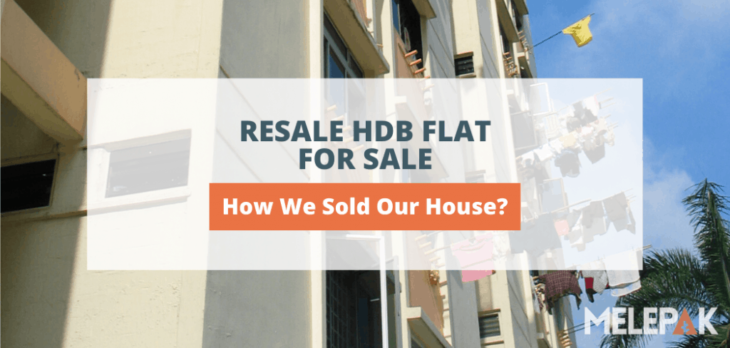 Resale HDB Flat For Sale
