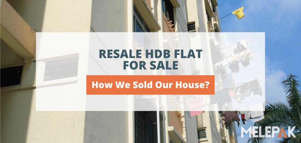 Resale HDB Flat For Sale